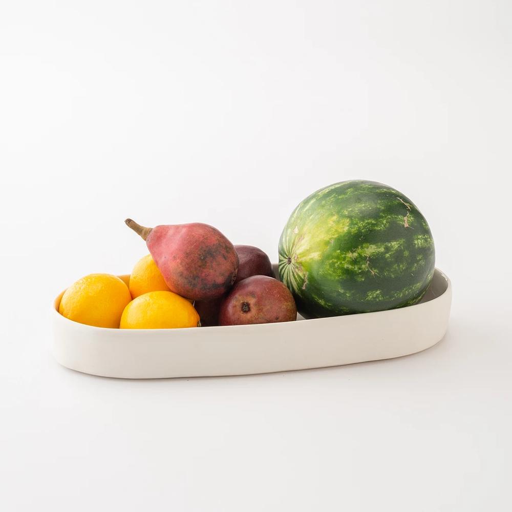 Handmade Fruit Bowl Fruit Bowl Decor Ceramic Fruit Bowl Modern Fruit Bowl