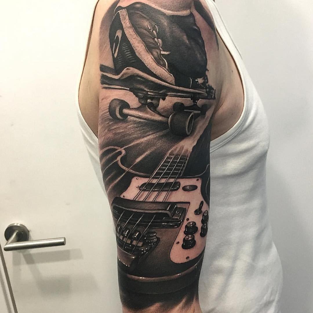Bg tattoo artwork artist ig aitorjimenez_tattoo g