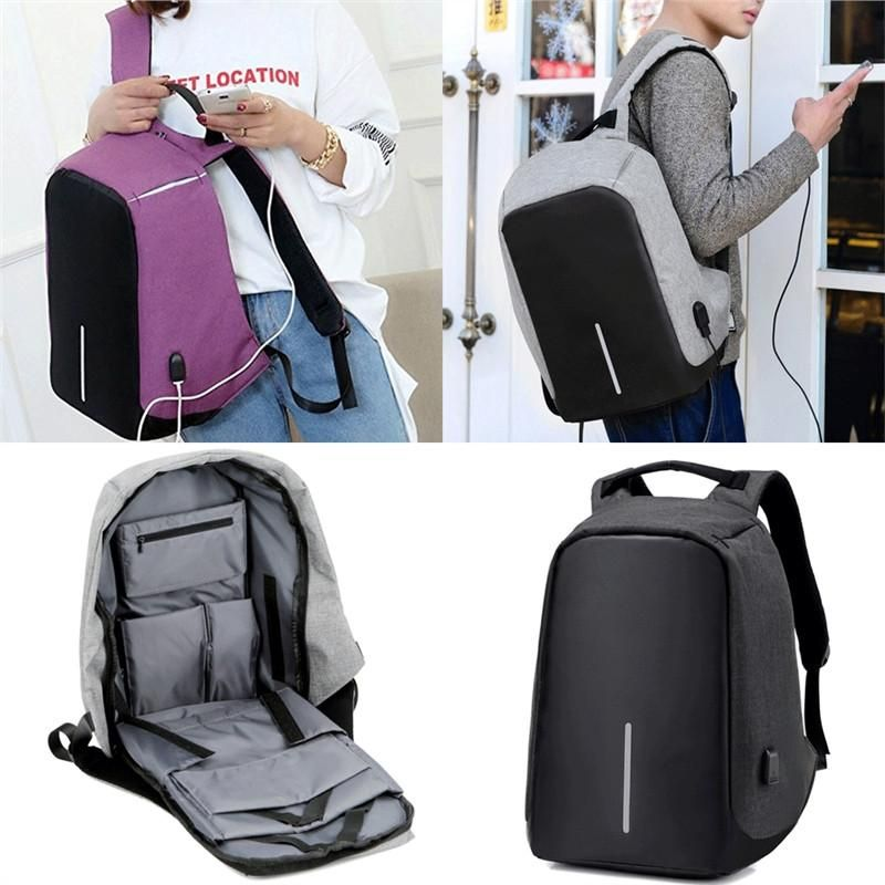 Anti Theft Backpack With Usb Charge Port Anti Theft Backpack