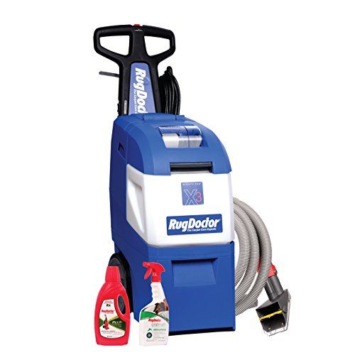 Rug Doctor Mighty Pro X3 Pet Pack Deep Carpet Cleaning Commercial Carpet Cleaners Carpet Cleaning Business