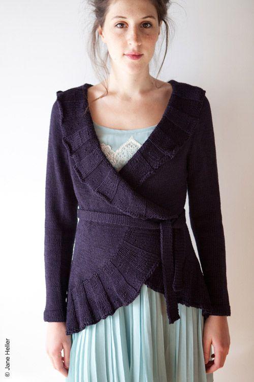Regent by Marnie MacLean | sueters y chaquetas punto | Pinterest ...