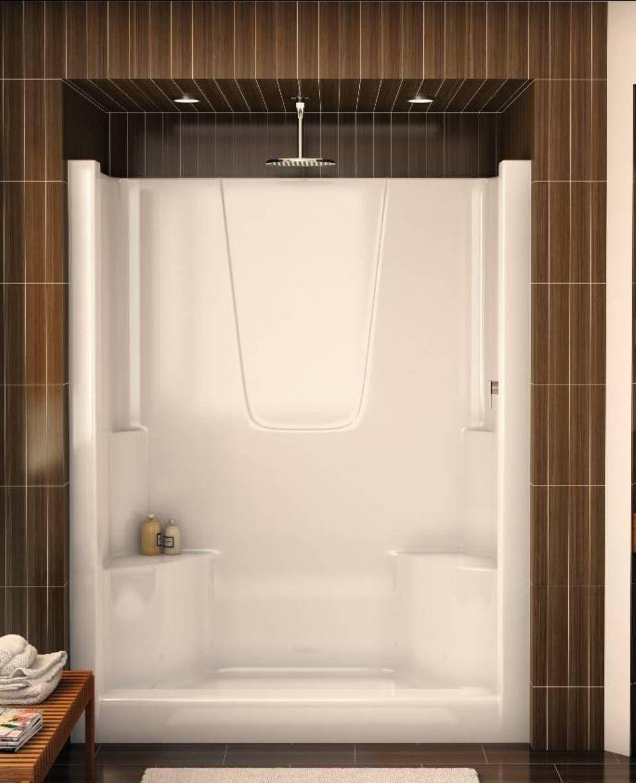 Bathroom , Bathroom Fiberglass Shower Unit : Modern Fiberglass ...