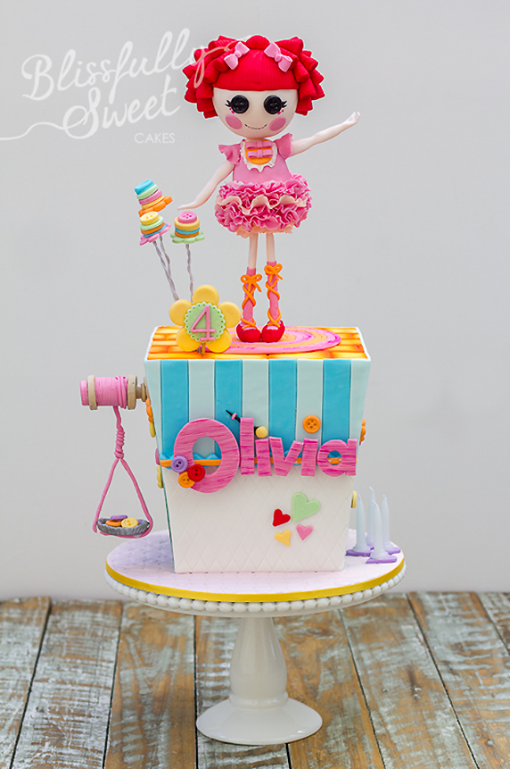 Cutest Doll Birthday Cake Topper Birthday Cake Cake Toppers