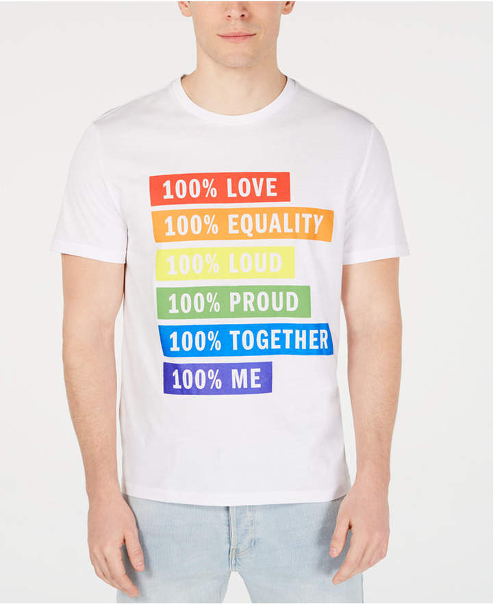 3618de69330e DKNY Men Pride Graphic T-Shirt in 2019   Products   Dkny mens, Baby ...