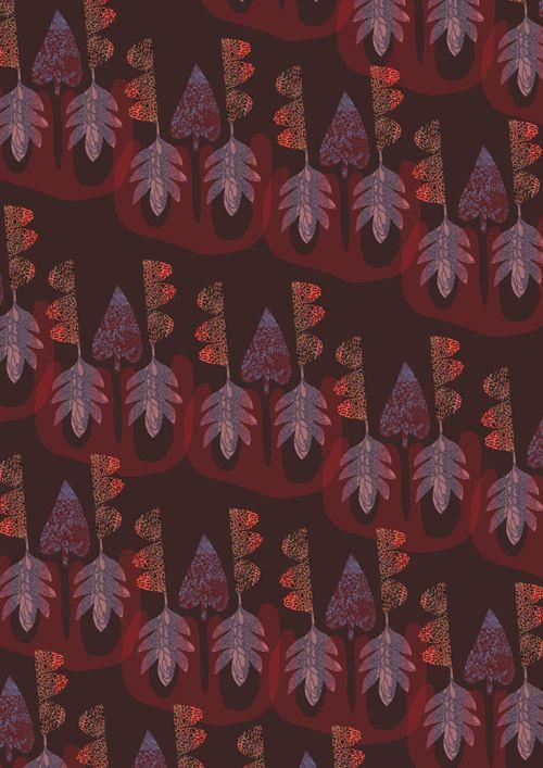 illusttrated pattern