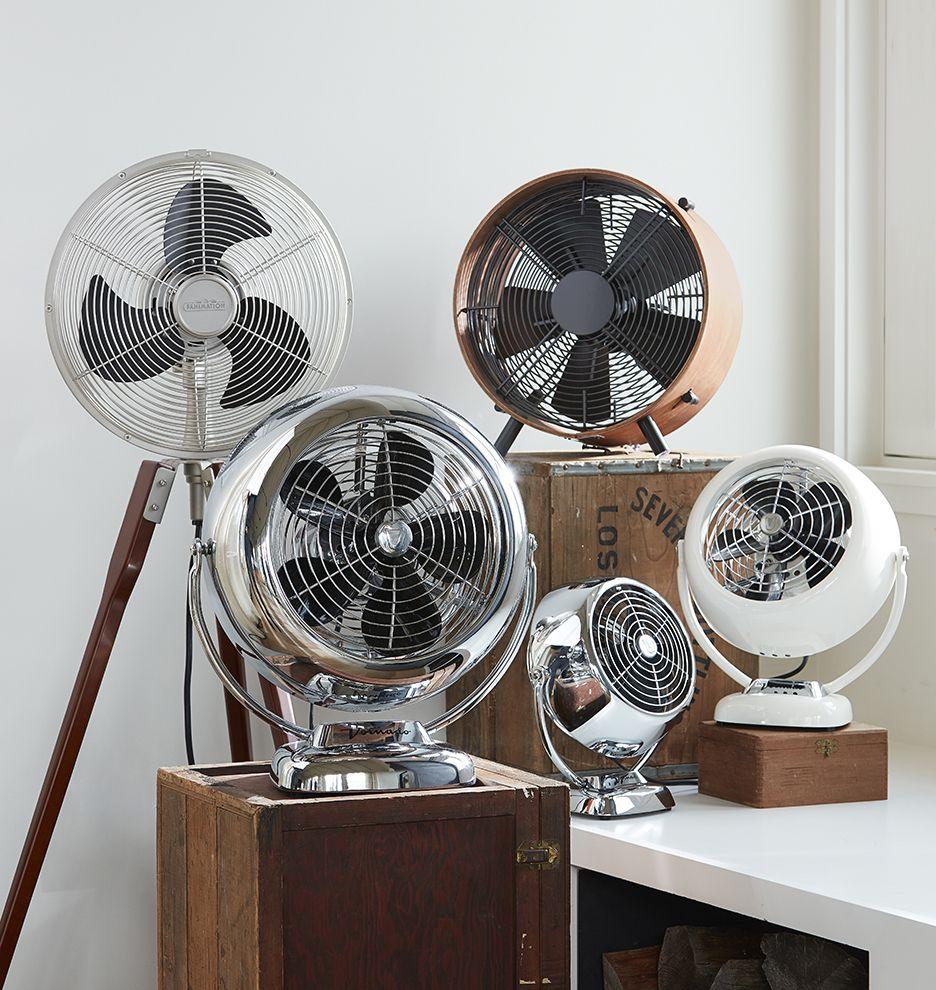 Retro Fan, Industrial Fan, Pedestal Fan