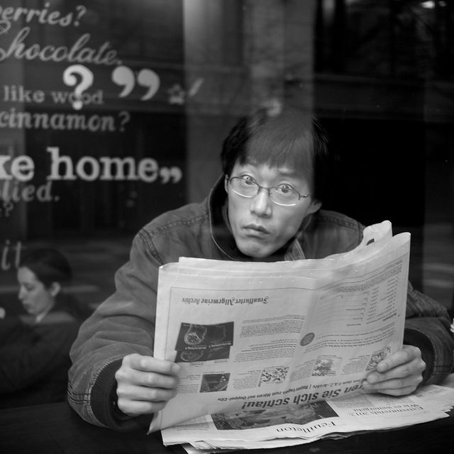 Black and white street photography by Frank Knaack | The D-Photo