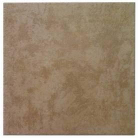 Project Source Lancetti Beige Matte Ceramic Floor Tile Common 12