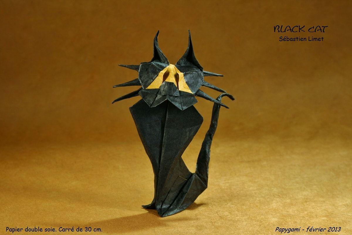 Photo of 25 Schnurrende Origami-Katzen, Fur Real, ich bin kein Kätzchen …