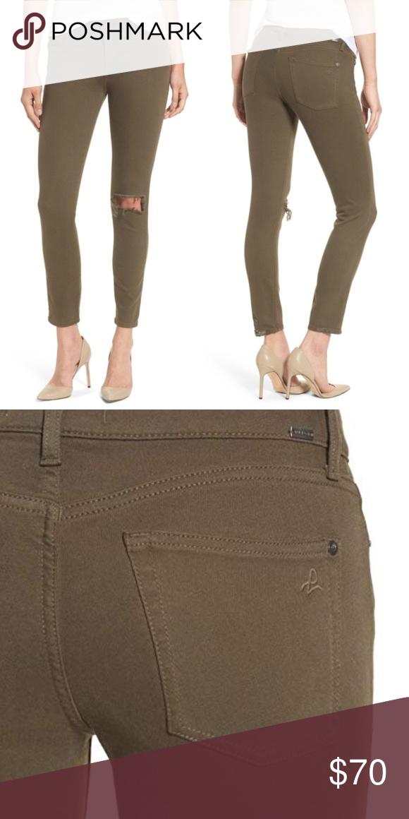 1d5f7970b33d5 NWOT DL1961 Margaux Instasculpt Ankle Skinny Jeans NWOT. Size: 27 (4) Color