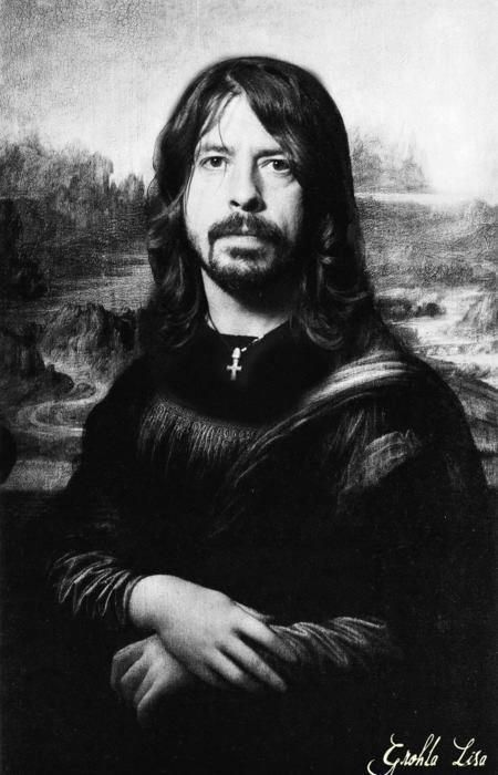 The Mona Grohl