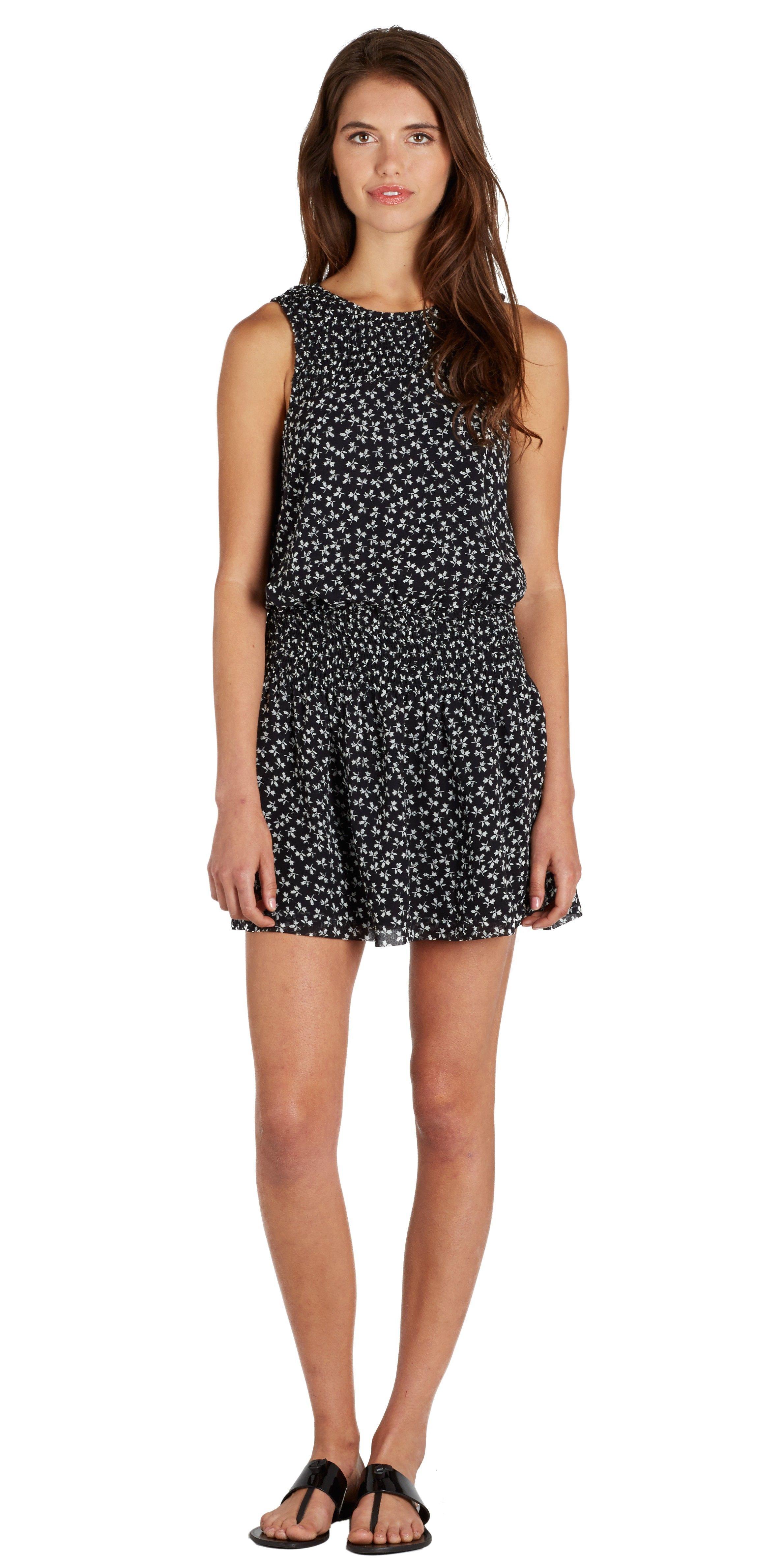 Joie Kieren Dress Caviar Porcelain Printed Silk Dress Dresses Joie Clothing Dress First [ 4758 x 2379 Pixel ]
