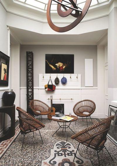 Appartement Bordeaux Meubles Design Et Pieces De