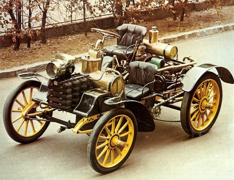 1899 Nesselforf 2 seater President