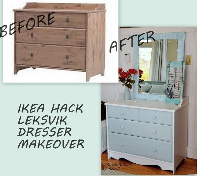 How To Make Ikea Furniture Look Vintage