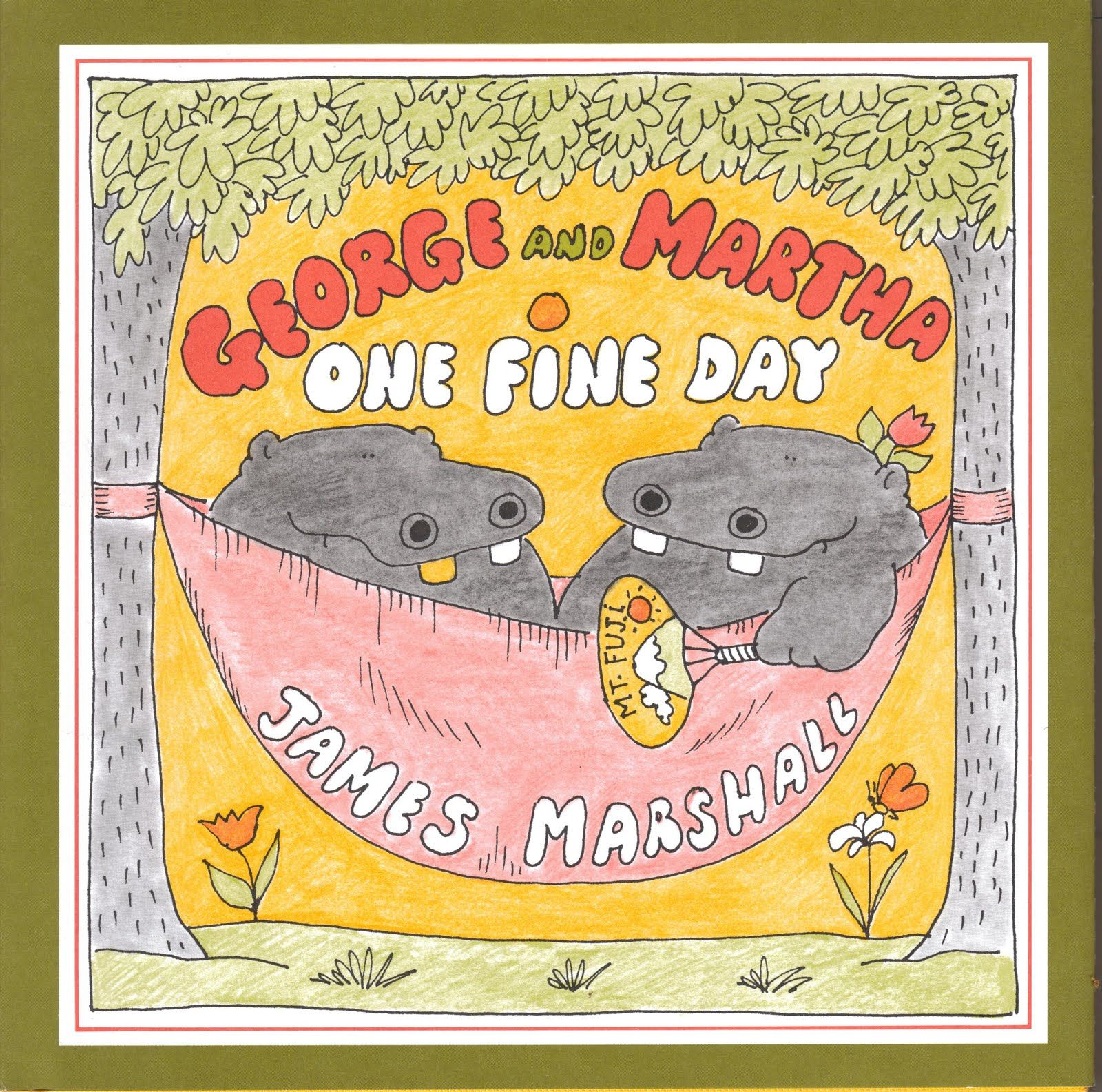 George And Martha Books Are Easy To Read Short And Always
