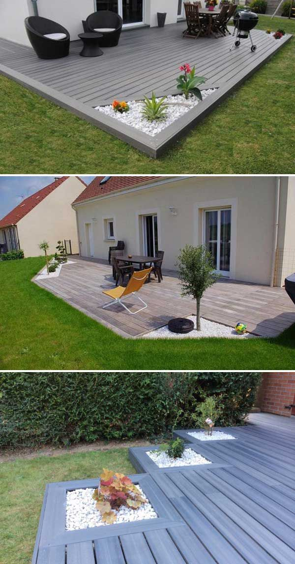 d corer son jardin avec galets et gravillons voici 20 id es pas louper id es d co pour. Black Bedroom Furniture Sets. Home Design Ideas