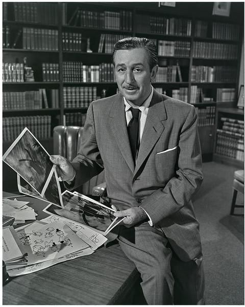 graphs from the Walt Disney Archives