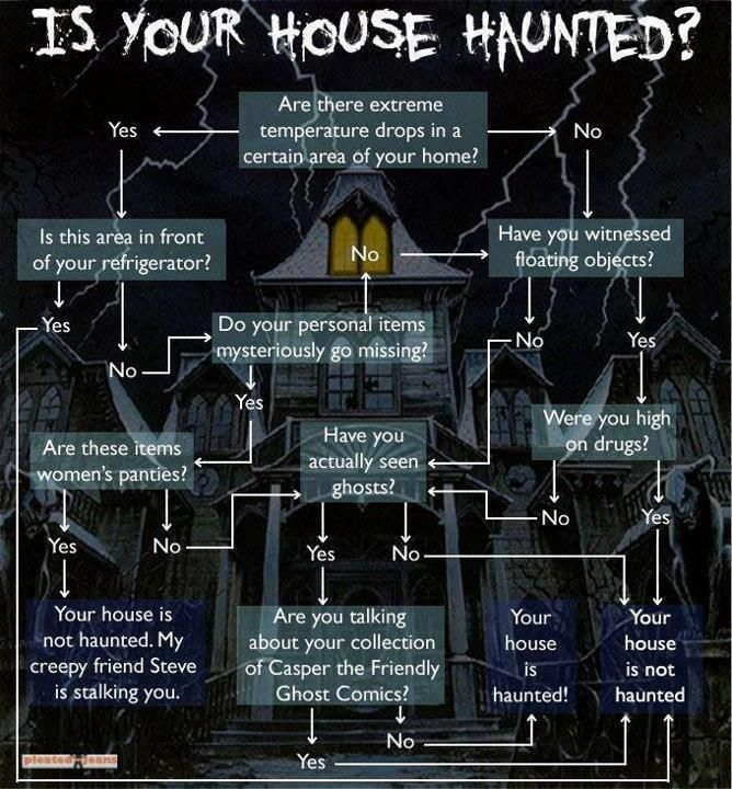 I Knew My House Wasn T Haunted I Know When It S Haunted Trust Me Been There Done That Haunting Paranormal Scary Places