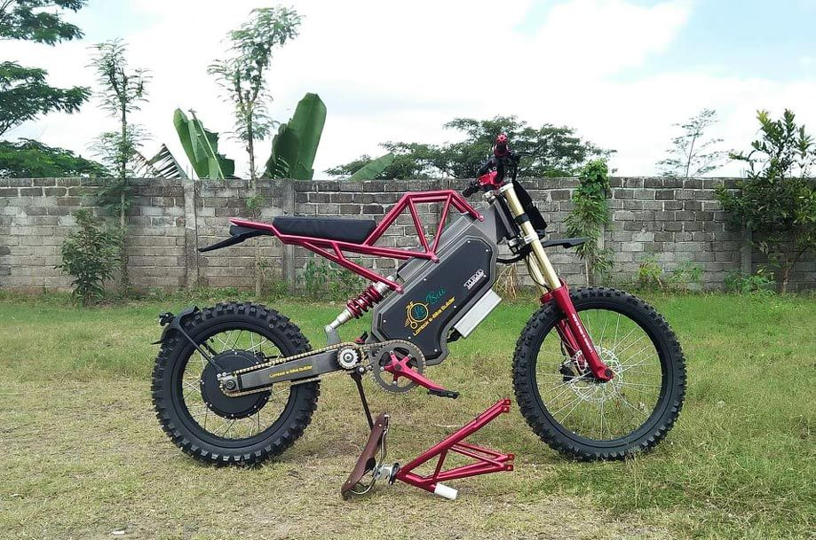 2018 Electric Bike Lineup By Indonesian E Bike Manufacturer
