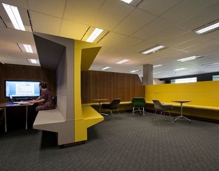 La Trobe University Interior Decorating | Study Complex | Pinterest ...