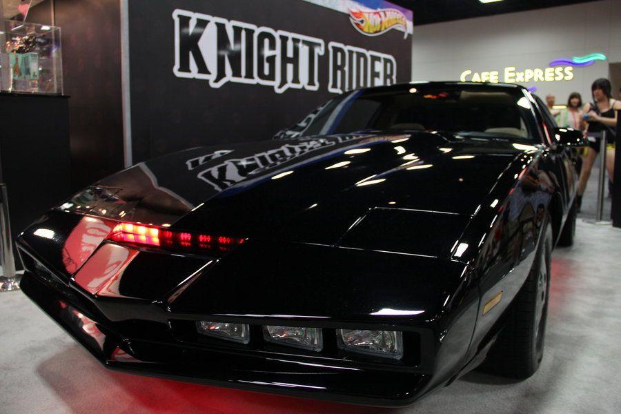 The Knight Rider by JAFNOVA.deviantart.com on @deviantART