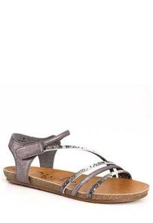 b83900ed4 Blowfish+Shoes+Gazee+Asymmetrical+Sandals+for+Women+in+Smoke+Mirage+BF-7824- SMOKE