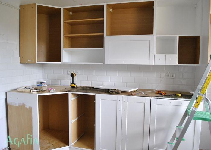 Agafia Hobby Hand Made Diy Lifestyle Jak Przemalowac Meble Kuchenne Home Decor Home Kitchen