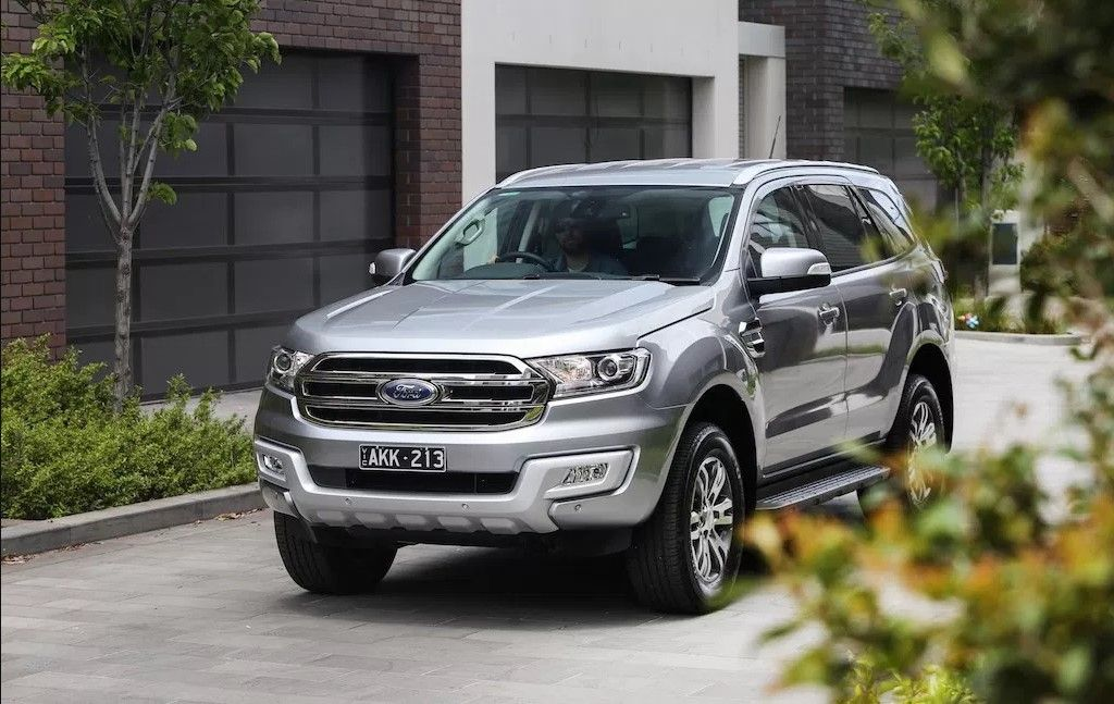 2018 Ford Everest Specs Technology And Prices Ford Bronco
