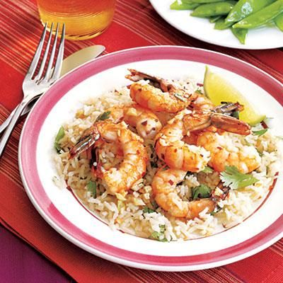 Make the winter feel a little more tropical with this quick Coconut Shrimp recipe!