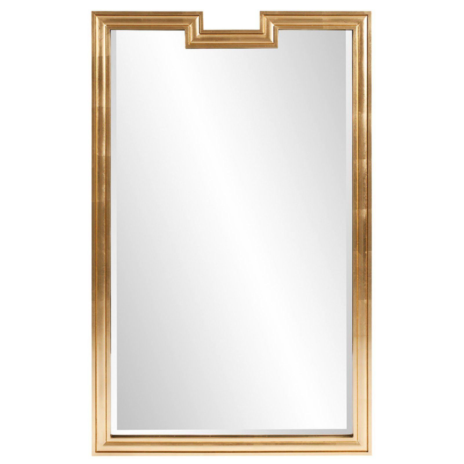 Elizabeth Austin Danube Wall Mirror - 30W x 48H in   Mirror wall, Mirror decor, Accent mirrors