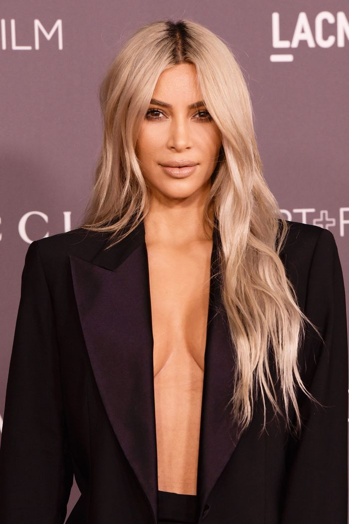 Thinking About Going Blonde? Let Us Offer a Few Suggestions #kimkardashianstyle