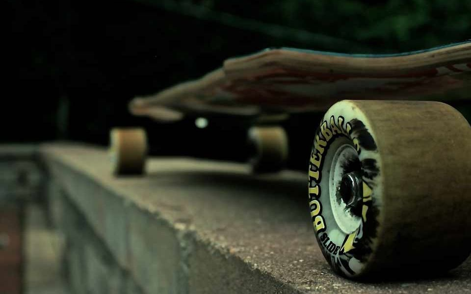 Pin on Skateboard