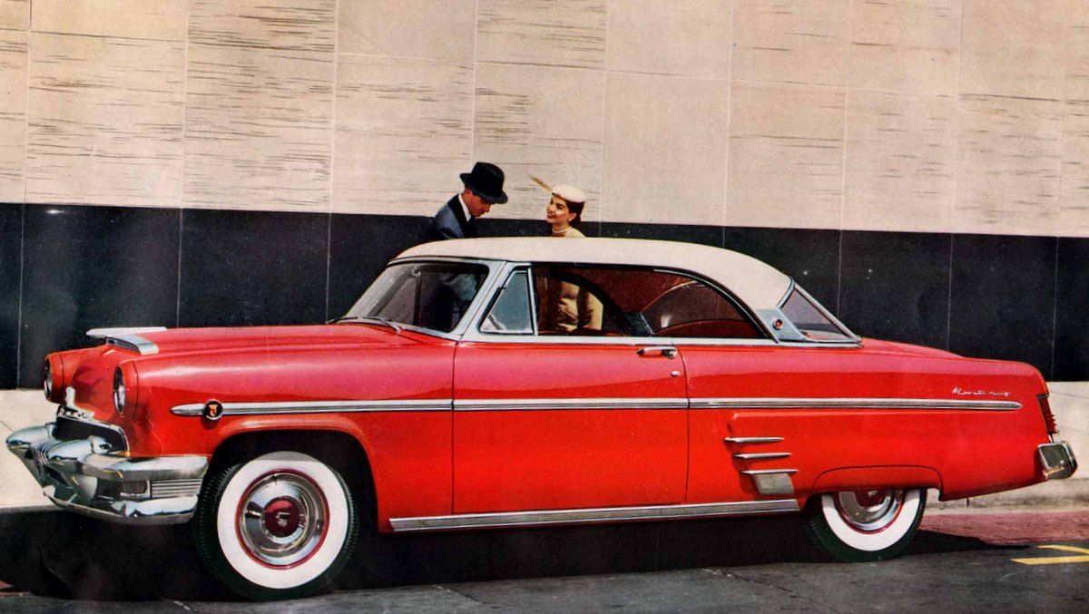 1953 ford crestline victoria coupe coveted cars pinterest ford coupe and cars