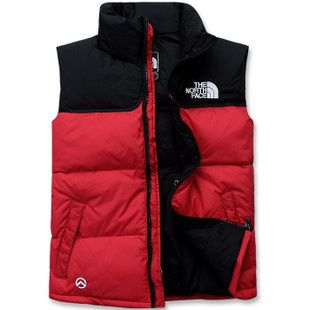 chalecos the north face para mujer