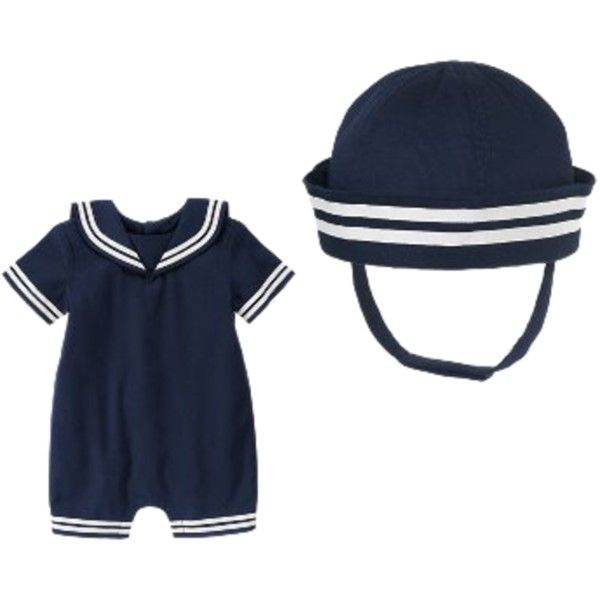 Sailor set for baby boy