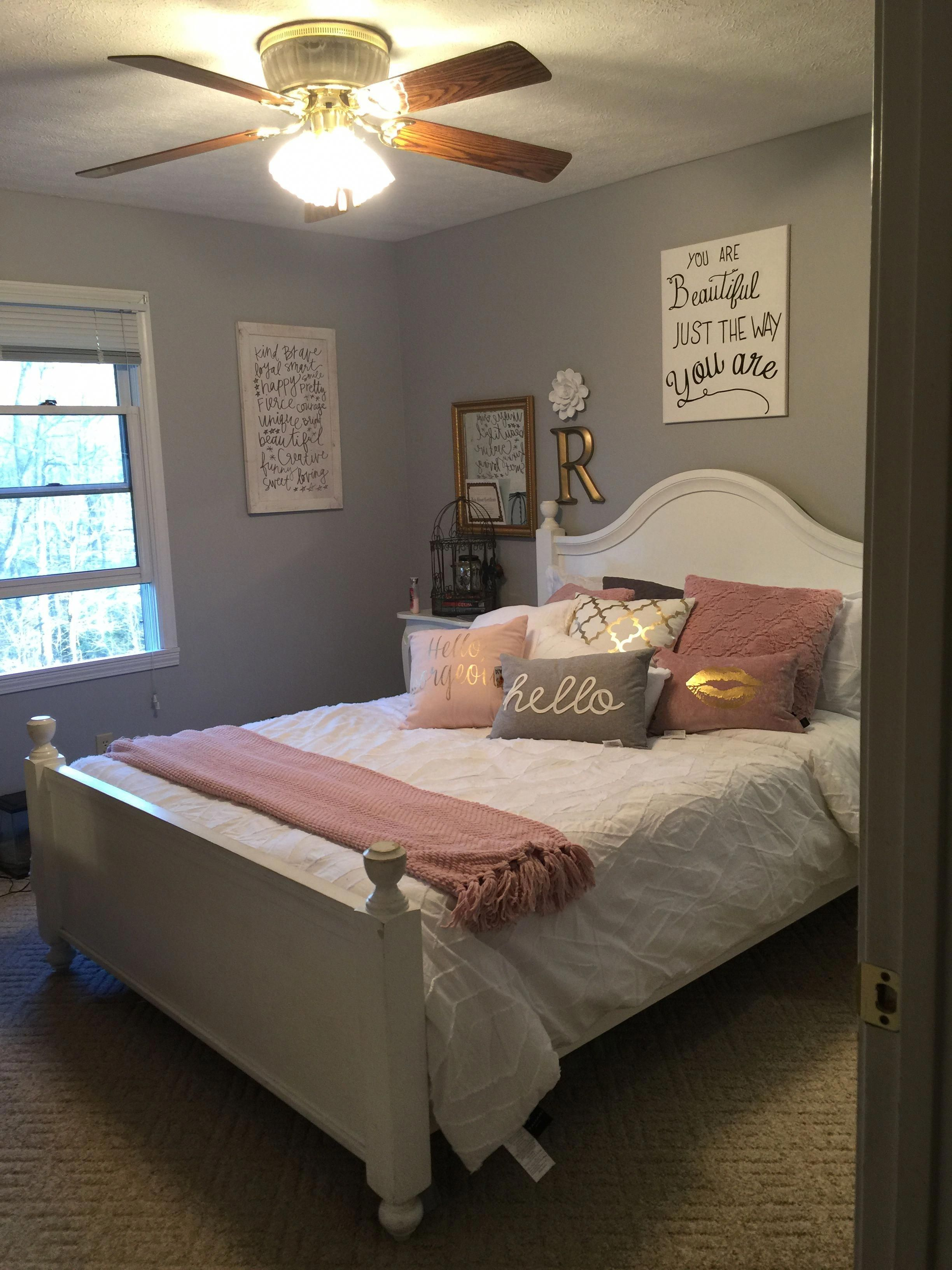 Warm Bedroom Styling Ideas Do It Yourself Notes