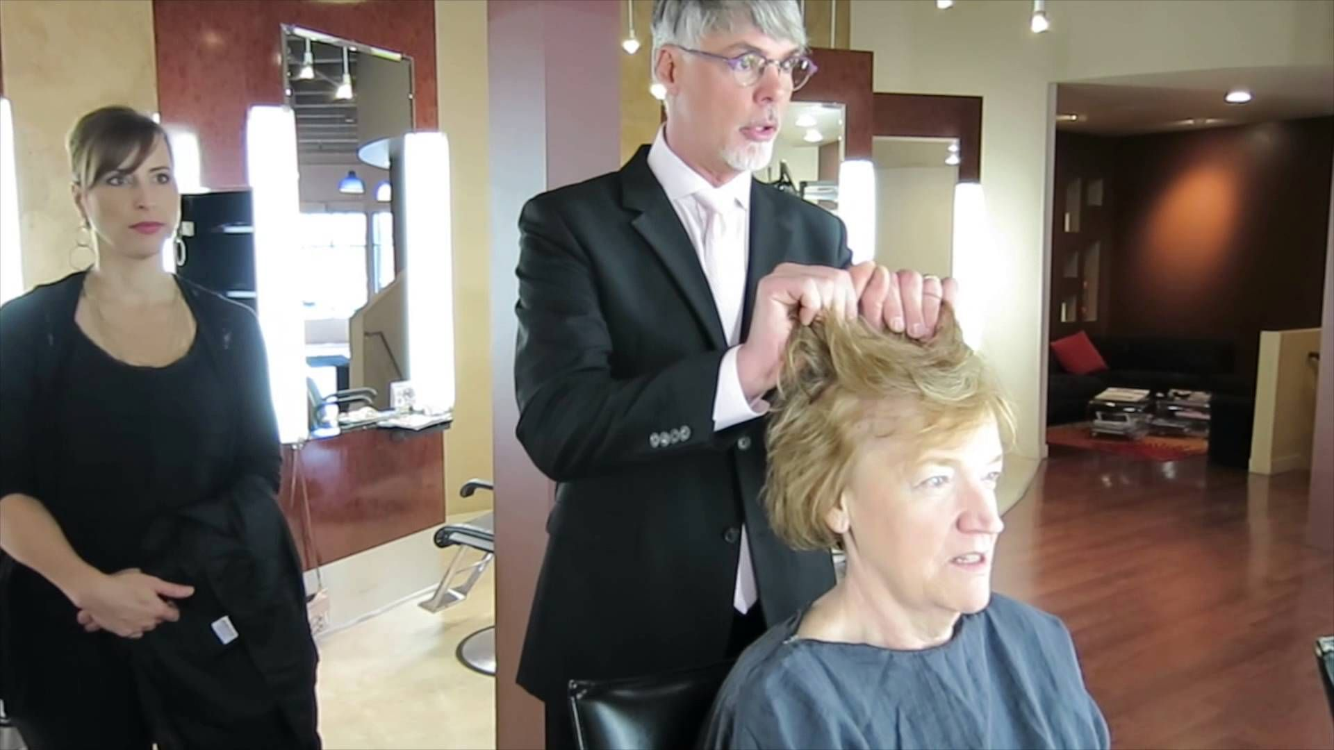Makeover it was quite the lovely process by christopher hopkins