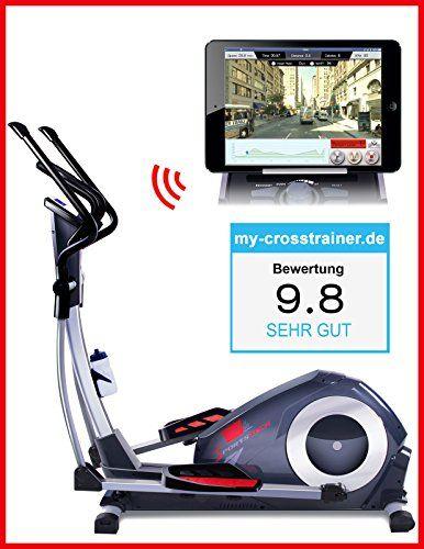 Sportstech Cx620 Profi Crosstrainer Mit Smartphone App Steuerung