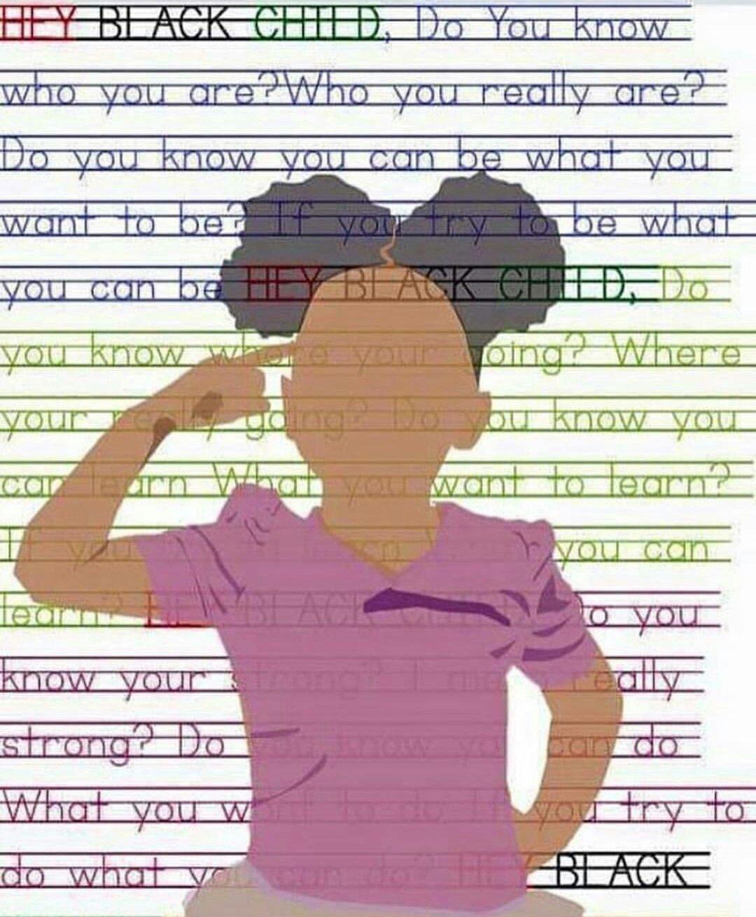 Black Child Poem : black, child, Black, Child, Countee, Cullen, Poem,, Positive, Affirmations, Kids,, Poems