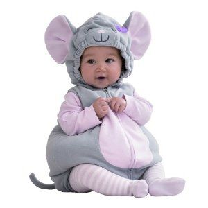 Amazon.com: Carter\'s Baby Girls Little Mouse Halloween Costume (3M ...