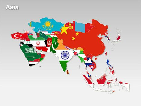 southest asia flags - Google Search | Asia, Asian flags, Asia map