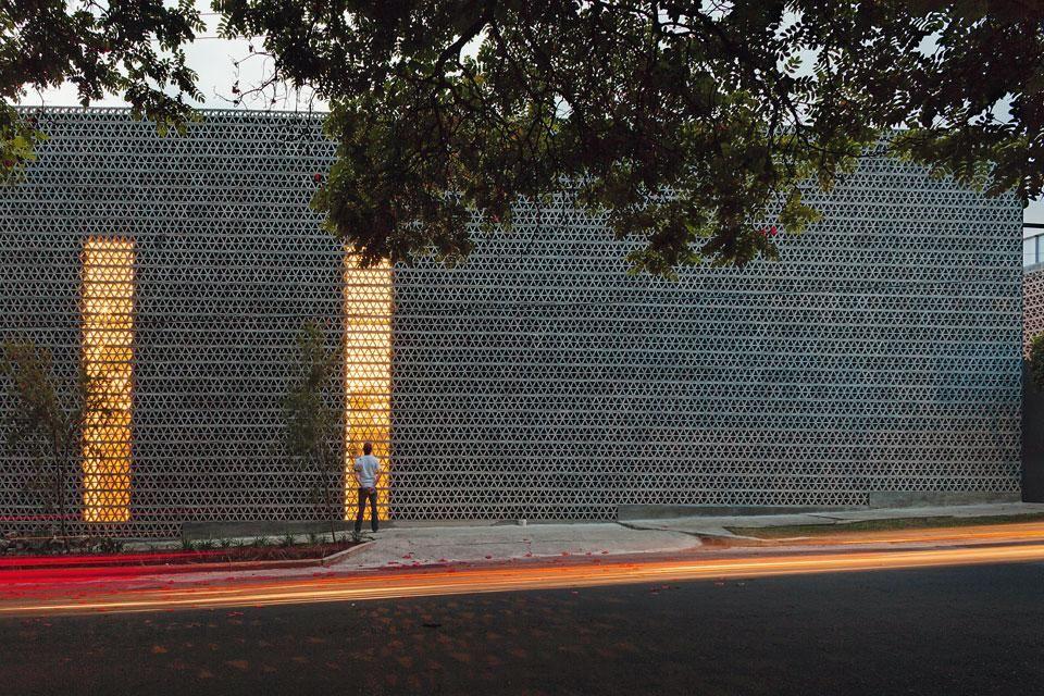 La Tallera Siqueiros Museum - Frida Escobedo