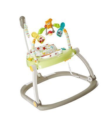6c7c60b8f08c Fisher-Price Woodland Friends SpaceSaver Jumperoo