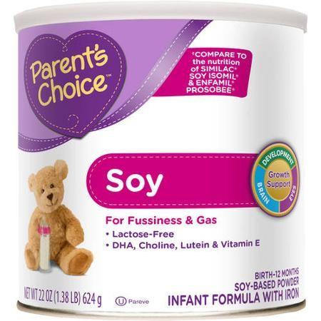 parents choice soy formula coupons