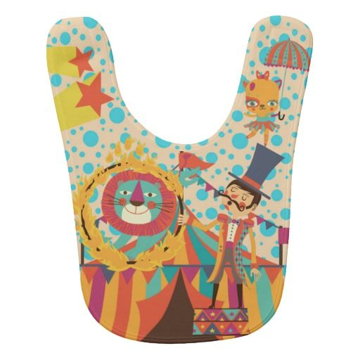 Welcome to the Circus Bib