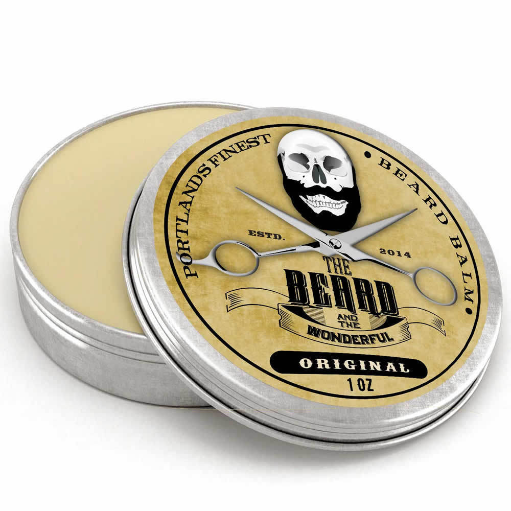 the beard and the wonderful big beard taming balm ml oz