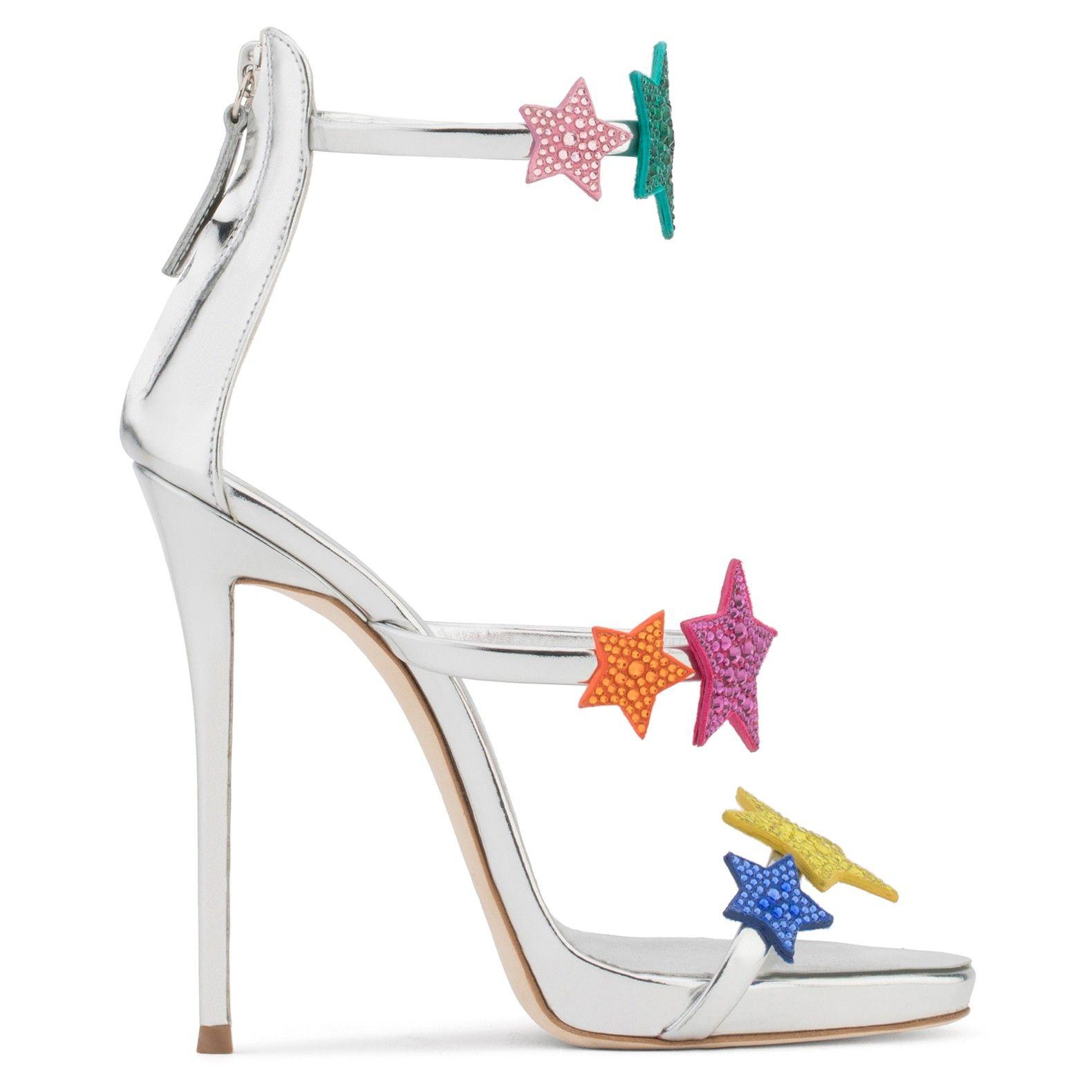 Harmony Star Giuseppe Zanotti Heels Giuseppe Zanotti Shoes Heels