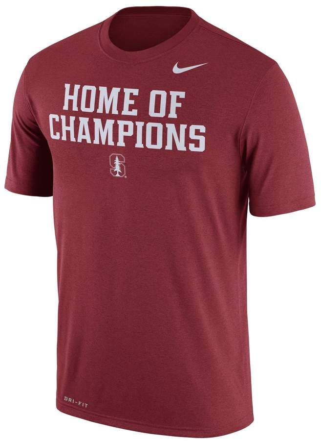 a42a41327 Nike Men s Stanford Cardinal Authentic Legend Tee