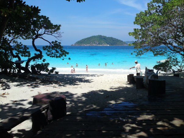 Thailand - Similan Island - been there